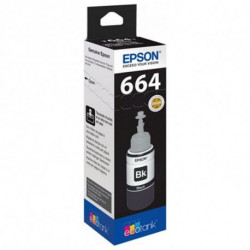 Epson 664 Ecotank Black ink bottle (70ml)