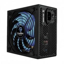 CoolBox DeepPower BR-800 unité d'alimentation d'énergie 800 W ATX Noir