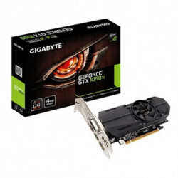 Gigabyte GeForce GTX 1050 Ti OC Low Profile 4G 4 GB GDDR5 GV-N105TOC-4GL