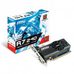 MSI V809-2847R graphics card Radeon R7 240 2 GB GDDR3