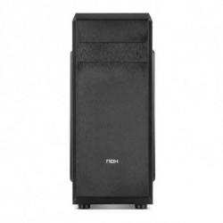 NOX Cassa Minitorre Micro ATX con Unità di Alimentazione NXLITE040 Nero