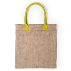 Bolsa de Yute 145808 (38 x 41 cm) Amarillo