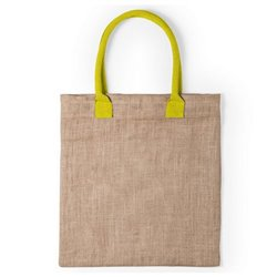 Bolsa de Yute 145808 (38 x 41 cm) Fucsia