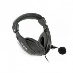 Omega Auriculares com microfone FH7500
