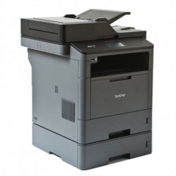 Brother Multifunktionsdrucker MFCL5750DWLT1BOM A4 40 ppm USB WIFI Einfarbig