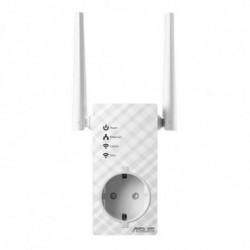 ASUS RP-AC53 punto de acceso WLAN 433 Mbit/s Blanco