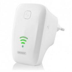 Eminent EM4595 repetidor y transceptor 300 Mbit/s Blanco