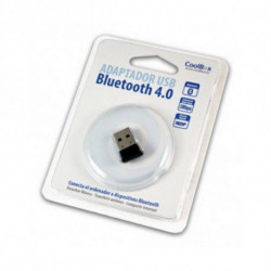 CoolBox MiniAdaptador USB Bluetooth 4.0