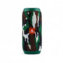 CoolBox CoolTube 10 W Coluna estéreo portátil Camuflagem