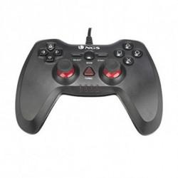 NGS Maverick Gamepad PC,Playstation 3 Black,Red