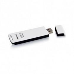 TP-Link Adaptador Wi-fi TL-WN821N 300 Mbps WPS Branco
