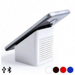 Bluetooth Speaker with Mobile Stand 3W 145566 White