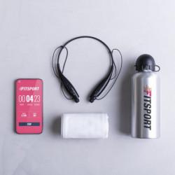 Bluetooth Kopfhörer Sport 145944 Weiß