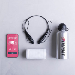 Bluetooth Kopfhörer Sport 145944 Schwarz