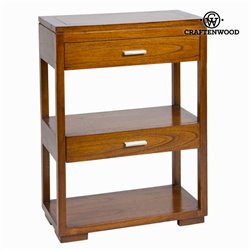 Mesa Auxiliar Craftenwood (58 x 30 x 80 cm) - Colección Serious Line