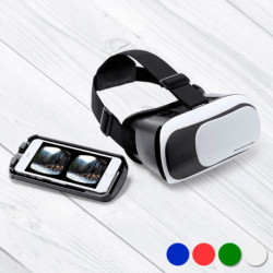 Virtual Reality Glasses 145244 Red