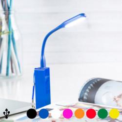 Lámpara LED USB 144823 Negro