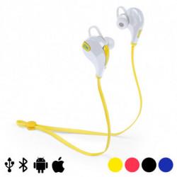 Bluetooth Kopfhörer Sport 145070 Gelb