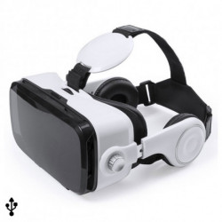 Occhiali di Realtà Virtuale 3D 145526 Bianco