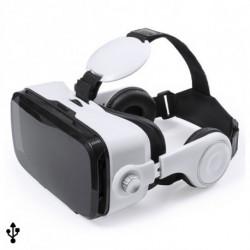 Óculos de Realidade Virtual 3D 145526 Branco