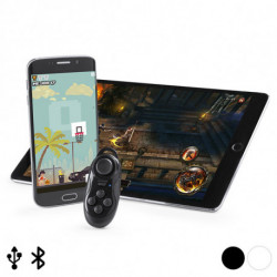 Gamepad Bluetooth para Smartphone USB 145157 Branco