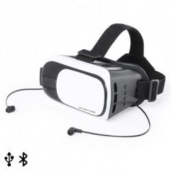 Occhiali di Realtà Virtuale Bluetooth 145322 Nero