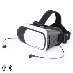 Virtual Reality Brillen Bluetooth 145322 Schwarz