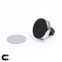 Soporte de Móviles Magnético para Coche 145540 Plateado