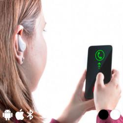 Auriculares in Ear Bluetooth 145844 Branco