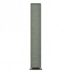 Energy Sistem Torre de Som Bluetooth Tower 2 25W Castanho