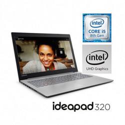 Lenovo IdeaPad 330 Gris Portátil 39,6 cm (15.6) 1366 x 768 Pixeles 8ª generación de procesadores Intel® Core™ i5 i5-8250U 8 ...