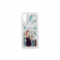 Tan Tan Fan Case Huawei P20 TFCAR052 Unicorn