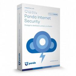 Panda Internet Security 2017 Licence de base 5 licence(s) 1 année(s) Espagnol