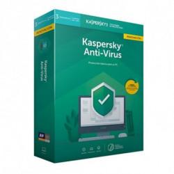 Kaspersky Lab KL1171S5CFR-9 seguridad y antivirus Licencia completa 3 licencia(s) 1 año(s) Español