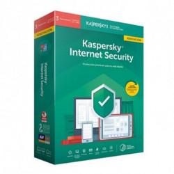 Kaspersky Lab Internet Security 2019 Licencia completa 3 licencia(s) 1 año(s) Español