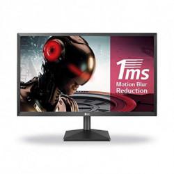 LG 22MK400H-B monitor piatto per PC 55,9 cm (22) Full HD LED Opaco Nero