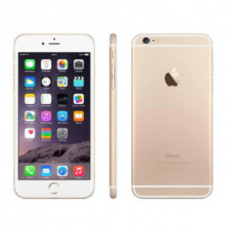 Apple Smartphone IPHONE 6+ 5,5 1 GB RAM 64 GB Golden (refurbished)