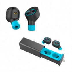 BSL Drahtlose Kopfhörer CBSL-50 Schwarz/blau