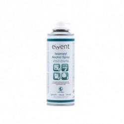 Ewent EW5613 kit de limpieza para computadora Espray para limpieza de equipos LCD/LED/Plasma, LCD/TFT/Plasma, PC, Impresoras...