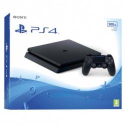 Sony PlayStation 4 Slim 500GB Noir 500 Go Wifi