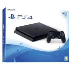 Sony PlayStation 4 Slim 500GB Preto Wi-Fi