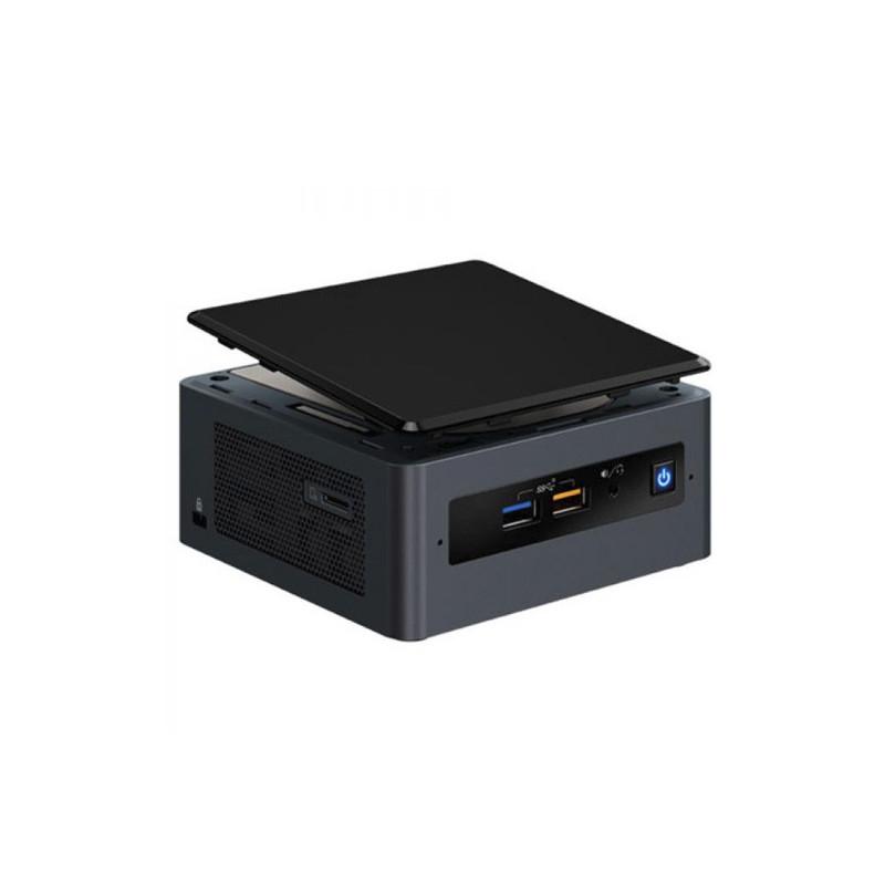 Intel NUC NUC8i5BEH i5-8259U 2 3 GHz UCFF Black BGA 1528 Mini PC