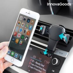 InnovaGoods Suporte Gravitacional de Telemóveis para o Carro