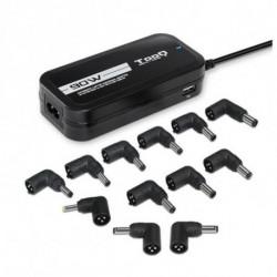 TooQ TQLC-90BS02AT cargador de dispositivo móvil Interior Negro