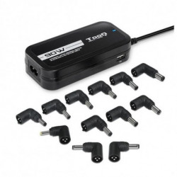 TooQ TQLC-90BS02AT carregador de dispositivos móveis interior Preto