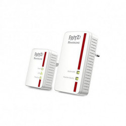 Fritz! Powerline 540E 500 Mbps WIFI Blanc