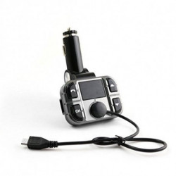 Omega MP3-Player und FM Funksender fürs Auto OUTF28 Grau