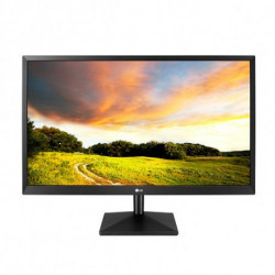 LG 20MK400H-B computer monitor 50.8 cm (20) WXGA LED Flat Matt Black