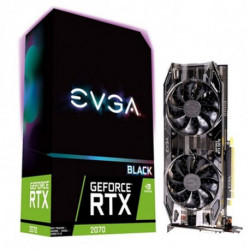 Evga Gaming Graphics Card NVIDIA RTX 2070 8 GB DDR6