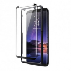 Protetor de vidro temperado para o telemóvel Galaxy S8 REF. 140317 Transparente